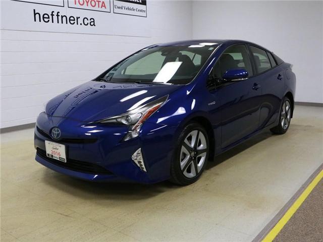 2016 Toyota Prius  (Stk: 186484) in Kitchener - Image 1 of 28