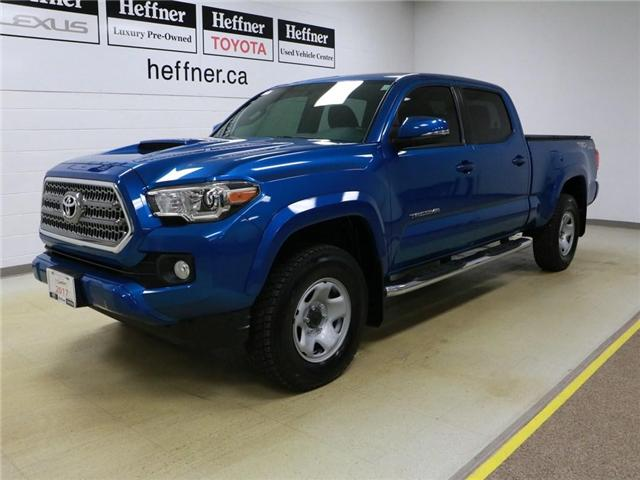 2017 Toyota Tacoma SR5 V6 (Stk: 186521) in Kitchener - Image 1 of 29