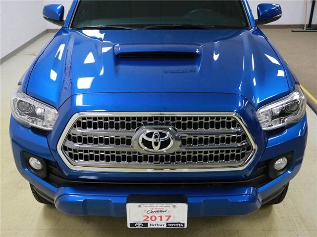 2017 Toyota Tacoma SR5 V6 (Stk: 186521) in Kitchener - Image 25 of 29