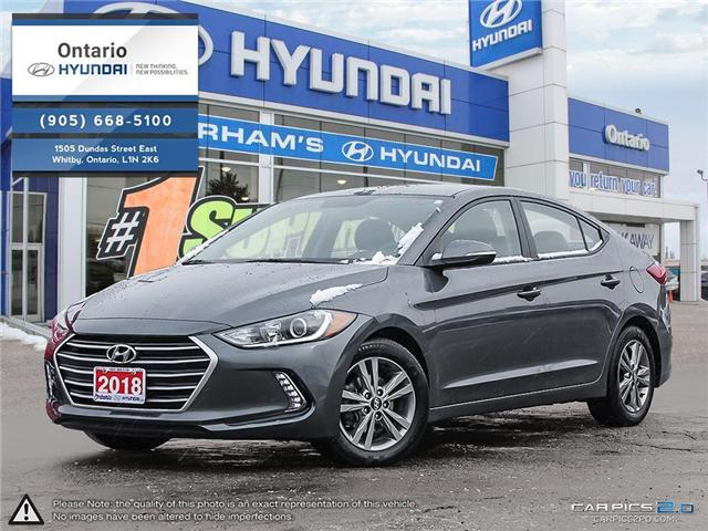 2018 Hyundai Elantra GL / Factory Warranty (Stk: 47809K) in Whitby - Image 1 of 27