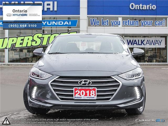 2018 Hyundai Elantra GL / Factory Warranty (Stk: 47809K) in Whitby - Image 2 of 27