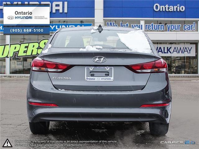 2018 Hyundai Elantra GL / Factory Warranty (Stk: 47809K) in Whitby - Image 5 of 27