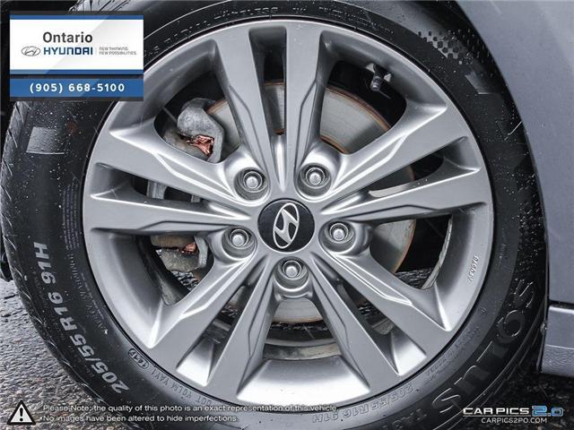 2018 Hyundai Elantra GL / Factory Warranty (Stk: 47809K) in Whitby - Image 6 of 27