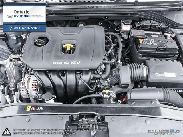 2018 Hyundai Elantra GL / Factory Warranty (Stk: 47809K) in Whitby - Image 8 of 27