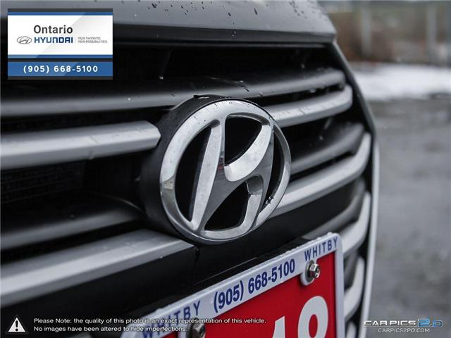 2018 Hyundai Elantra GL / Factory Warranty (Stk: 47809K) in Whitby - Image 9 of 27