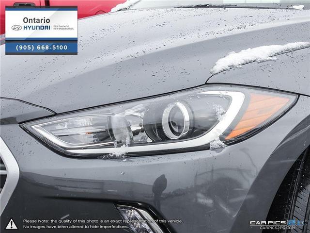2018 Hyundai Elantra GL / Factory Warranty (Stk: 47809K) in Whitby - Image 10 of 27
