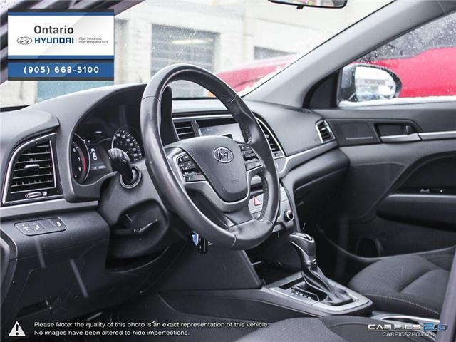 2018 Hyundai Elantra GL / Factory Warranty (Stk: 47809K) in Whitby - Image 13 of 27