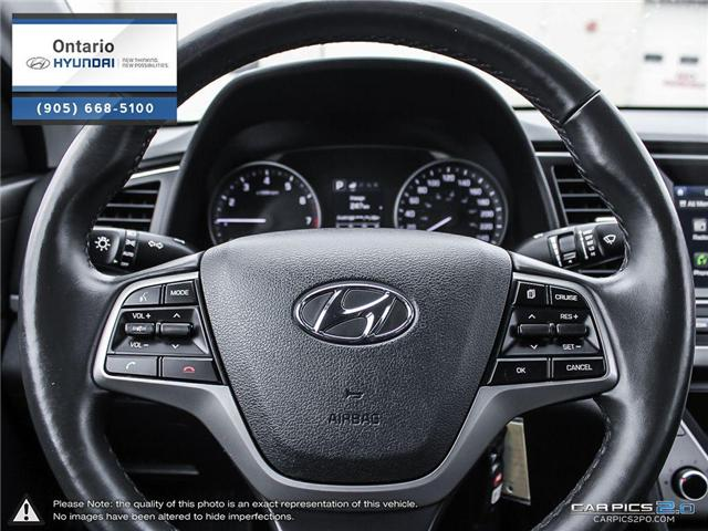 2018 Hyundai Elantra GL / Factory Warranty (Stk: 47809K) in Whitby - Image 14 of 27