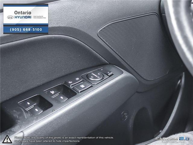 2018 Hyundai Elantra GL / Factory Warranty (Stk: 47809K) in Whitby - Image 17 of 27