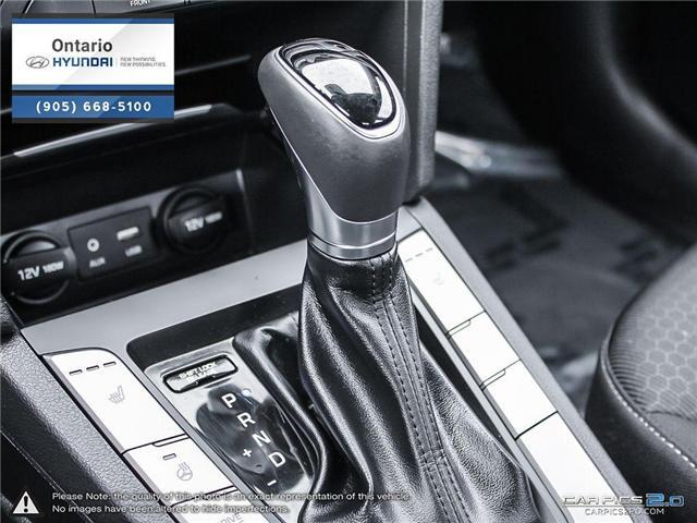 2018 Hyundai Elantra GL / Factory Warranty (Stk: 47809K) in Whitby - Image 20 of 27