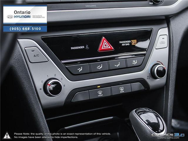 2018 Hyundai Elantra GL / Factory Warranty (Stk: 47809K) in Whitby - Image 21 of 27