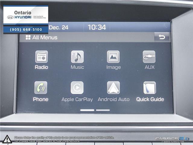 2018 Hyundai Elantra GL / Factory Warranty (Stk: 47809K) in Whitby - Image 22 of 27