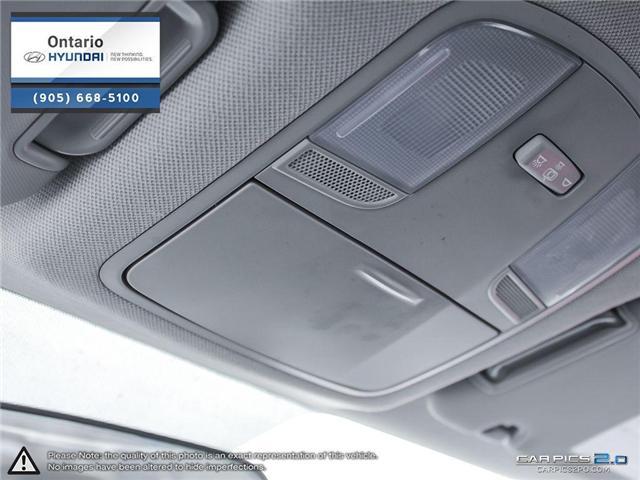 2018 Hyundai Elantra GL / Factory Warranty (Stk: 47809K) in Whitby - Image 24 of 27