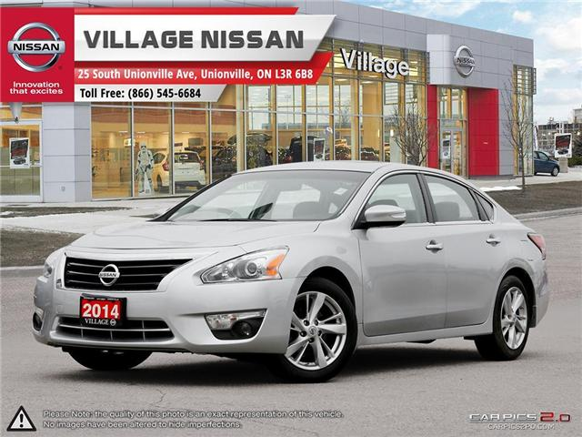 2014 Nissan Altima 2.5 SL (Stk: 80090A) in Unionville - Image 1 of 27