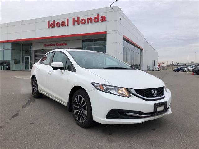 2015 Honda Civic EX (Stk: I190364A) in Mississauga - Image 1 of 12