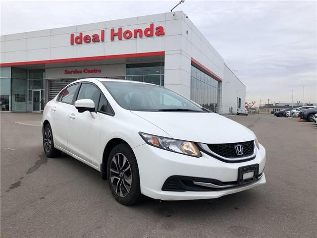 2015 Honda Civic EX (Stk: I190364A) in Mississauga - Image 4 of 12