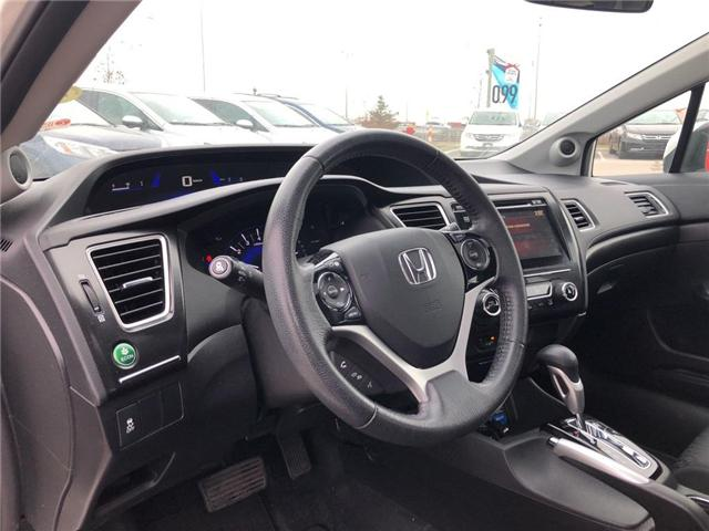 2015 Honda Civic EX (Stk: I190364A) in Mississauga - Image 7 of 12