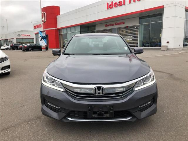 2016 Honda Accord Sport (Stk: 190378A) in Mississauga - Image 2 of 13