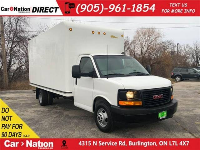 2017 GMC Savana Cutaway 3500 1WT (Stk: DOM-104788) in Burlington - Image 1 of 25