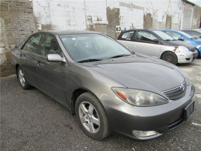 2003 Toyota Camry SE (Stk: 15684AB) in Toronto - Image 1 of 11