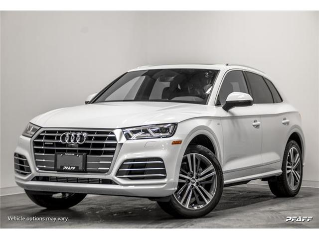 2019 Audi Q5 45 Tecknik (Stk: T16019) in Vaughan - Image 1 of 21