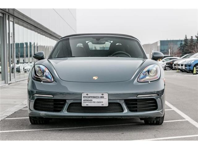 2017 Porsche 718 Boxster S PDK (Stk: U7579) in Vaughan - Image 2 of 22