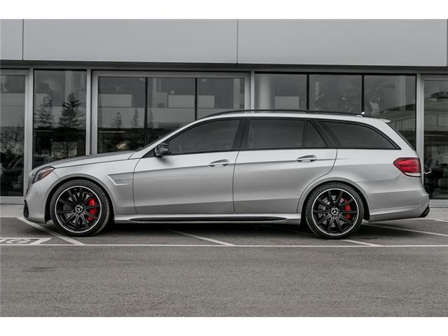 2016 Mercedes-Benz E63 S 4MATIC Wagon (Stk: U7612) in Vaughan - Image 2 of 22