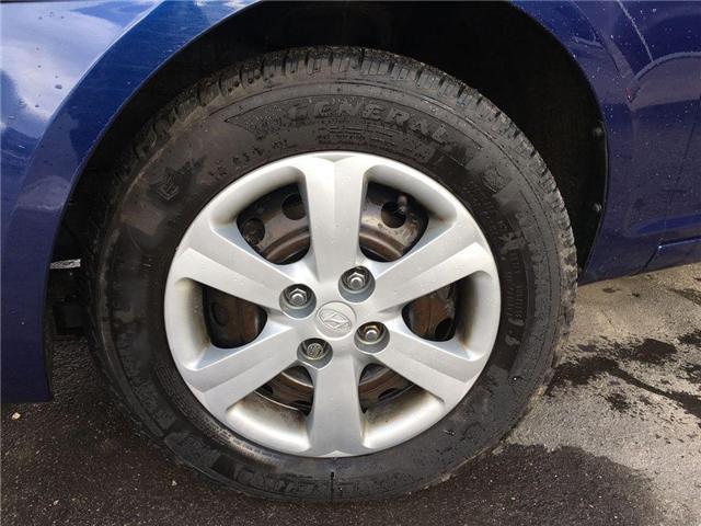 2009 Hyundai Accent HATCHBACK 5 SPEED, AIR, POWER GROUP, CRUISE AND KE (Stk: 41830B) in Brampton - Image 2 of 19