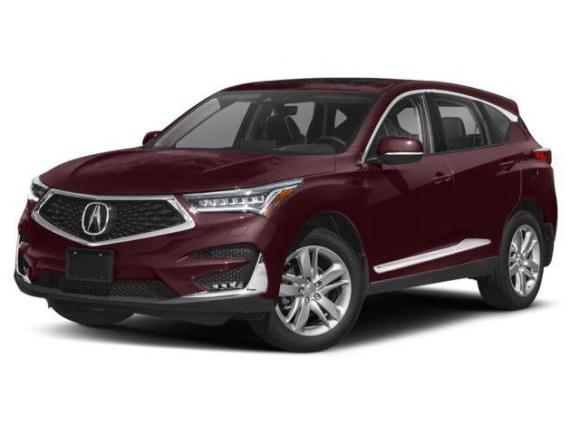 2019 Acura RDX Platinum Elite (Stk: K805759) in Brampton - Image 1 of 9