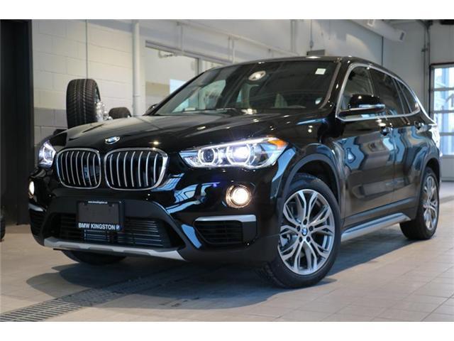 2018 BMW X1 xDrive28i (Stk: 8287) in Kingston - Image 1 of 14