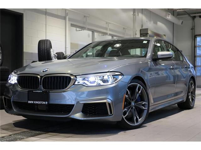 2019 BMW M550i xDrive (Stk: 9051) in Kingston - Image 1 of 14