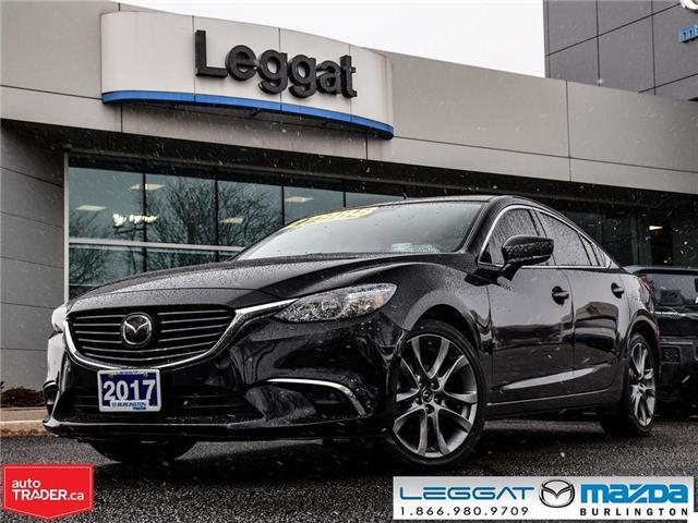2017 Mazda MAZDA6 GT LEATHER, NAV, BOSE, REAR CAMERA (Stk: 1740) in Burlington - Image 1 of 22