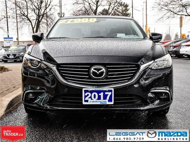 2017 Mazda MAZDA6 GT LEATHER, NAV, BOSE, REAR CAMERA (Stk: 1740) in Burlington - Image 2 of 22
