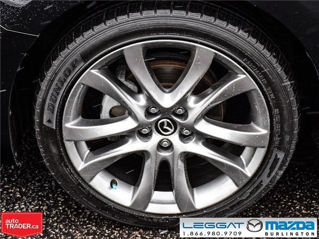 2017 Mazda MAZDA6 GT LEATHER, NAV, BOSE, REAR CAMERA (Stk: 1740) in Burlington - Image 7 of 22
