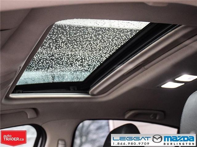2017 Mazda MAZDA6 GT LEATHER, NAV, BOSE, REAR CAMERA (Stk: 1740) in Burlington - Image 9 of 22
