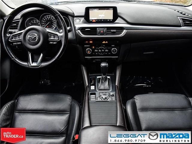 2017 Mazda MAZDA6 GT LEATHER, NAV, BOSE, REAR CAMERA (Stk: 1740) in Burlington - Image 19 of 22