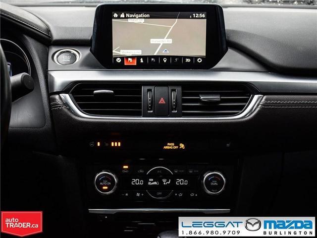 2017 Mazda MAZDA6 GT LEATHER, NAV, BOSE, REAR CAMERA (Stk: 1740) in Burlington - Image 20 of 22