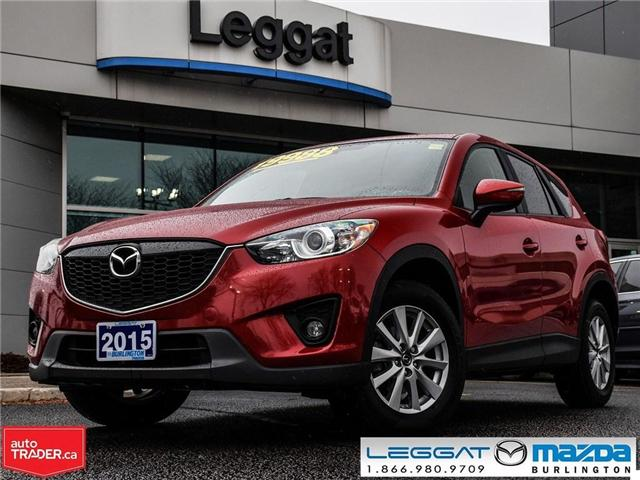2015 Mazda CX-5 GS - MOONROOF, HEATED SEATS, REAR CAMERA (Stk: 1736) in Burlington - Image 1 of 21