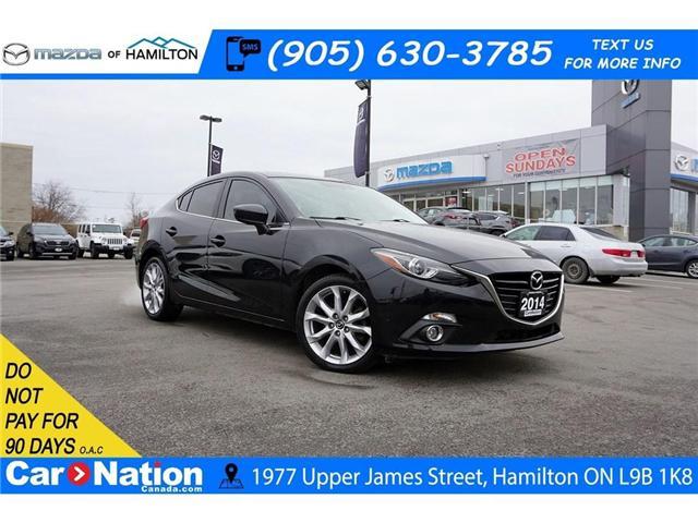 2014 Mazda Mazda3 GT-SKY (Stk: HN1772A) in Hamilton - Image 1 of 30