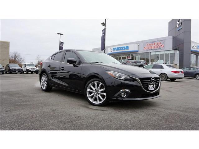2014 Mazda Mazda3 GT-SKY (Stk: HN1772A) in Hamilton - Image 2 of 30