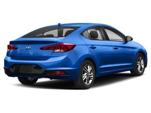 2019 Hyundai Elantra Preferred (Stk: KU813252) in Mississauga - Image 3 of 9
