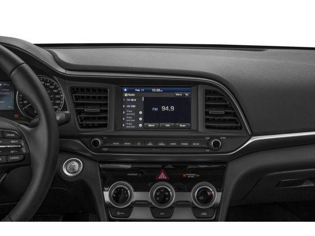 2019 Hyundai Elantra Preferred (Stk: KU813252) in Mississauga - Image 7 of 9