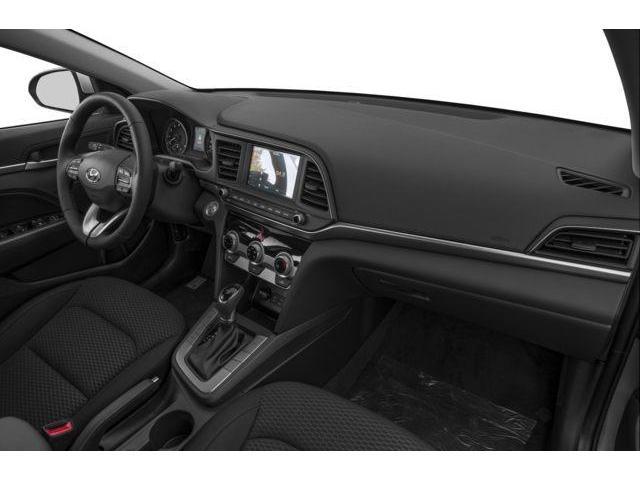 2019 Hyundai Elantra Preferred (Stk: KU813252) in Mississauga - Image 9 of 9