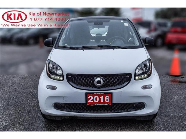 2016 Smart Fortwo Pure (Stk: P0584) in Newmarket - Image 2 of 14