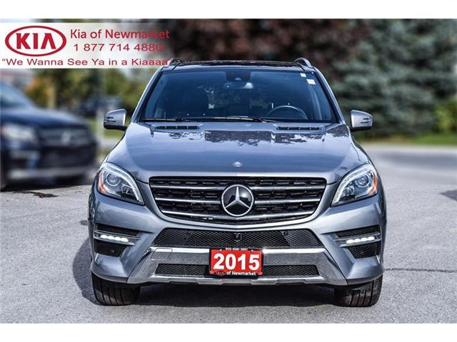 2015 Mercedes-Benz M-Class Base (Stk: P0612) in Newmarket - Image 2 of 22