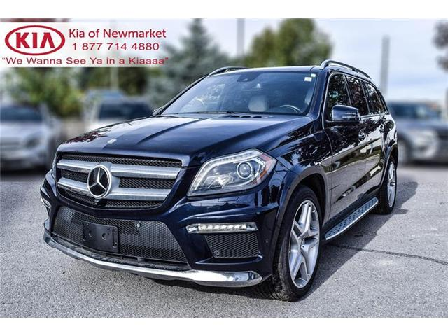 2015 Mercedes-Benz GL-Class Base (Stk: P0615) in Newmarket - Image 1 of 22
