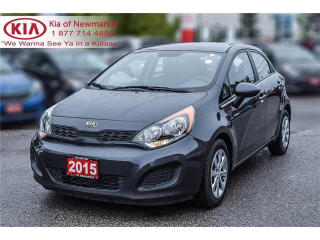 2015 Kia Rio LX+ (Stk: P0624) in Newmarket - Image 1 of 18