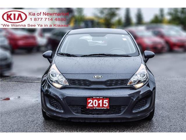 2015 Kia Rio LX+ (Stk: P0624) in Newmarket - Image 2 of 18