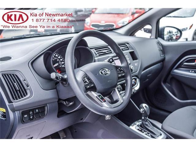 2015 Kia Rio LX+ (Stk: P0624) in Newmarket - Image 8 of 18