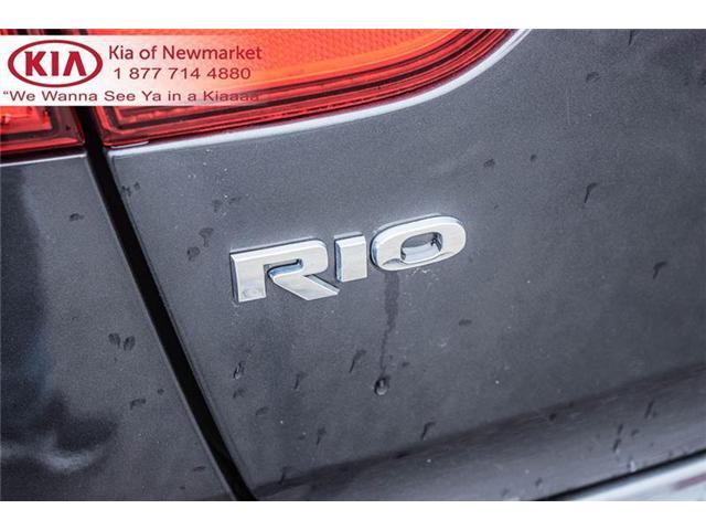 2015 Kia Rio LX+ (Stk: P0624) in Newmarket - Image 18 of 18